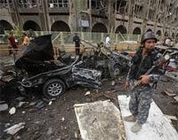 Теракт в Ираке стал крупнейшим за год