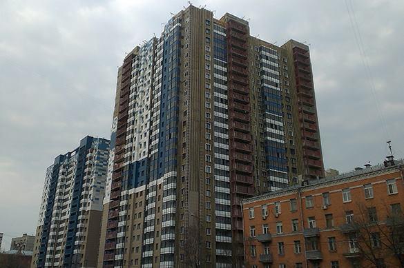 Недвижимость спасет от кризиса? – Прямой эфир Pravda.Ru. Новостройка