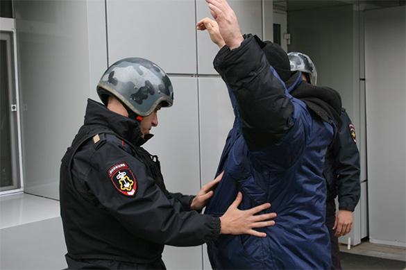 Спецоперация МВД: в Москве ищут террористов