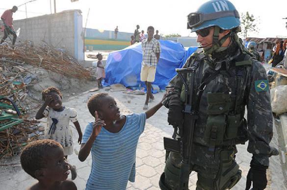 СМИ: миротворцы ООН массово насиловали голодающих детей. 390355.jpeg