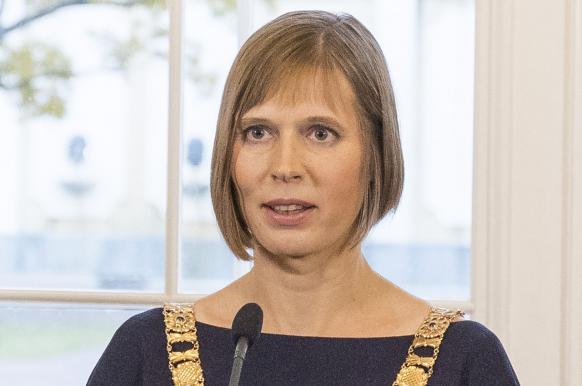 Президент Эстонии назвала двуязычное образование угрозой культуре страны.