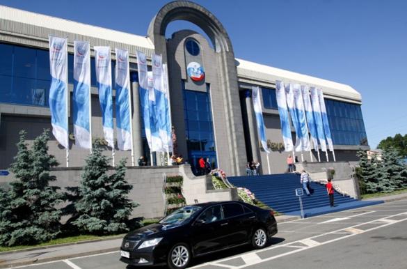 В Санкт-Петербурге стартует ПМЭФ-2014. ПМЭФ-2014 начал работу в Петербурге