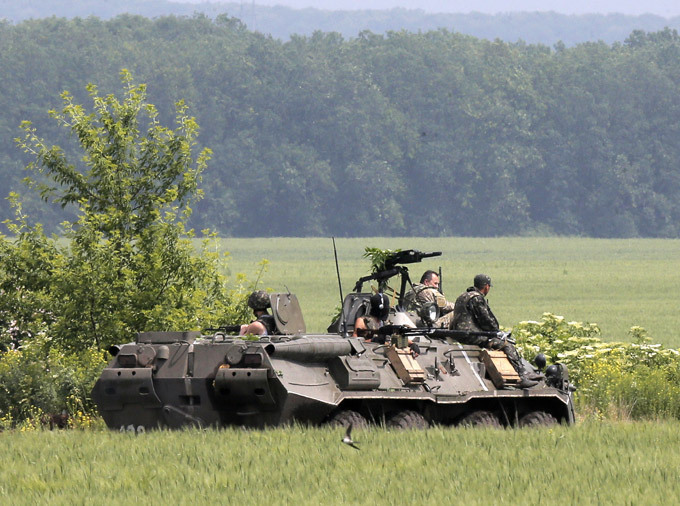 Крым спасает Новороссию танками и артиллерией. ВИДЕО. 293356.jpeg