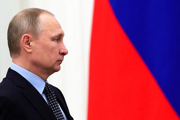 Gallup заявил о непоколебимости рейтинга Путина митингами и криз