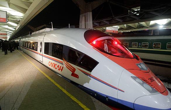 На Урале за счет китайских инвесторов построят высокоскоростную
