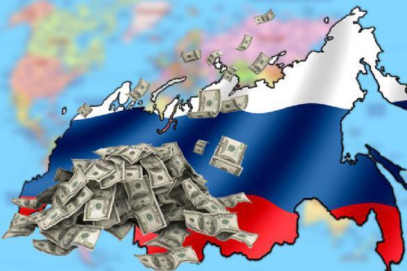 Иностранное кредитование РФ резко уменьшилось после непродолжительного роста