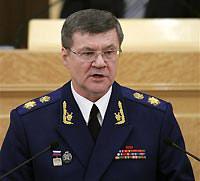 Генпрокурор РФ будет контролировать расследование убийства