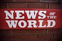 Главный британский таблоид закрывают из-за скандала. tabloid