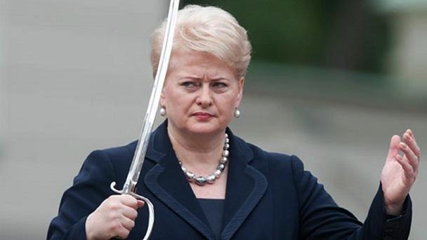 Президент Литвы поздравила граждан страны с годовщиной независимости от СССР. 400357.jpeg