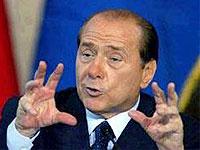 Берлускони пообещал накормить голодных