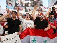 Из-за беспорядков в Сирии погибли более 30 человек. 236358.jpeg
