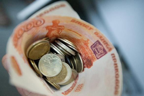 Провинциальные зарплаты не успевают догонять долги. 390358.jpeg