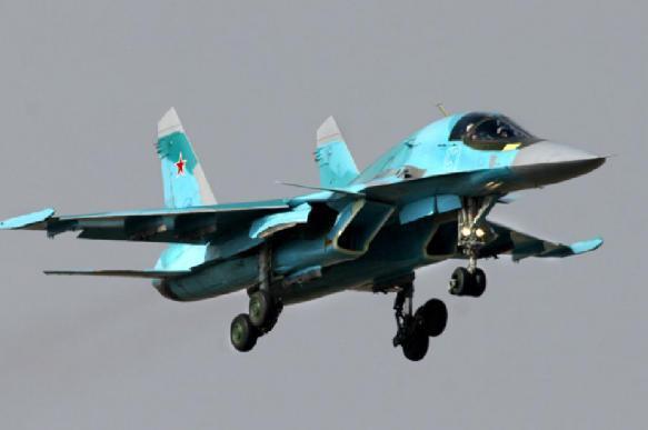 Спасатели, предположительно, обнаружили плот с экипажем Су-34. 397358.jpeg