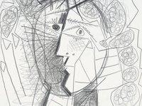 Украденный рисунок Пикассо нашли за сутки. picasso
