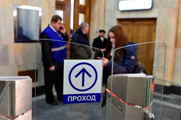 Турникет московского метро покалечил беременную китаянку