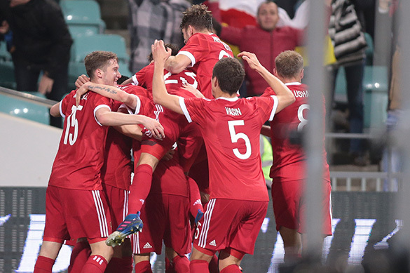 Сборная России по футболу отыгралась в почти уже проигранном мат
