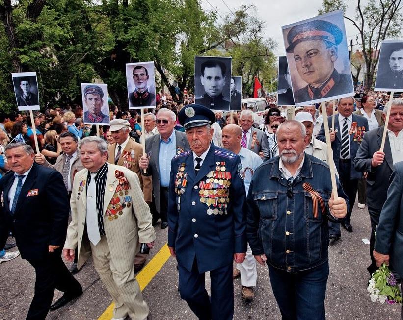 Юрий КОТ: нацистам не победить Бессмертный полк