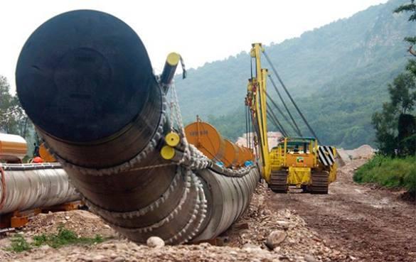 «Газпром» хочет ускорить строительство газопровода «Сила Сибири»