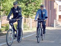 Кемеровские милиционеры будут крутить педали