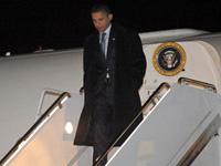 Президент США прибыл в КНР