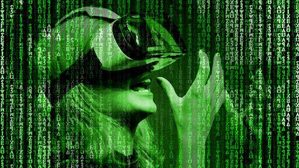Матрица: американцы подключаются к ней на 10 часов ежедневно. Матрица и интернет