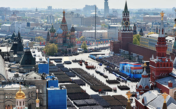 Мировые СМИ поражены Парадом Победы в Москве. Парад Победы в Москве