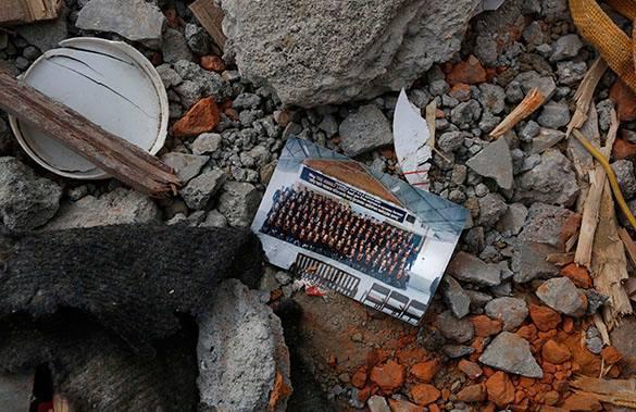 Количество погибших при взрыве газа в ярославской пятиэтажке воз