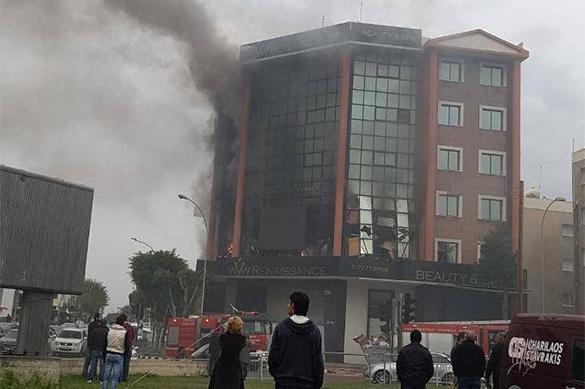 Радиостанция Russiam Wavу взорвана на Кипре