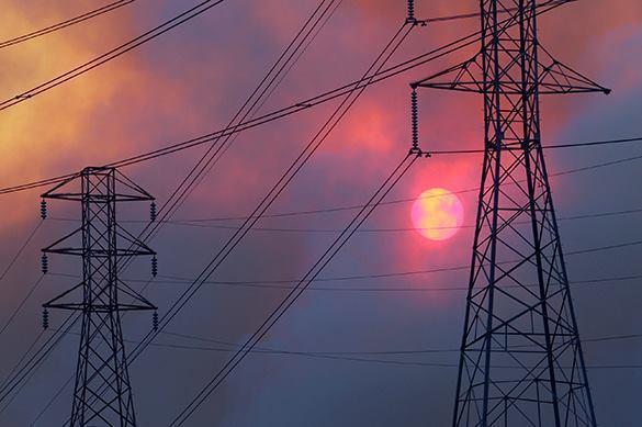 Полчаса без света оставались крупные промышленные заводы Хакасси