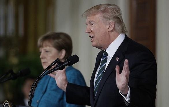 Трамп vs Меркель: сможет ли Европа защитить свою энергобезопасн