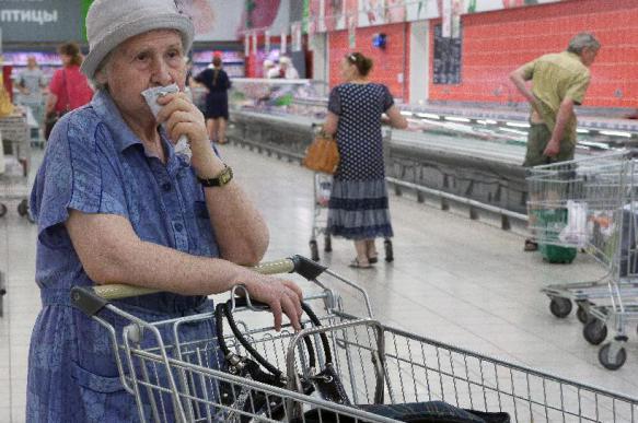 Главный канал ТВ учит бедных россиян жить без колбасы и ванны. 395360.jpeg
