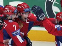 Российские хоккеисты одолели финскую сборную