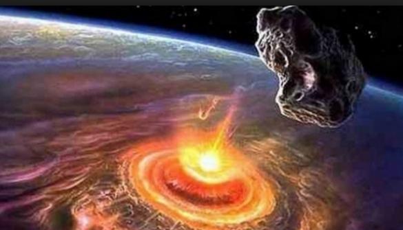 Загадочное оледенение вызвал метеорит