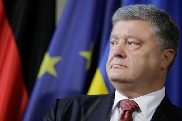 Порошенко снова обещает предложить перемирие в Донабассе. 374361.jpeg