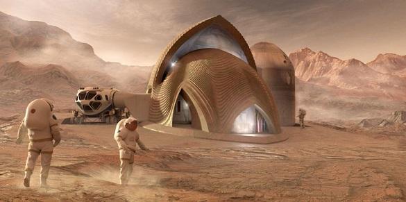 Выбраны пять лучших проектов по строительству жилья на Марсе. 402361.jpeg