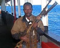 Сомалийские пираты взяли в плен немецкий танкер