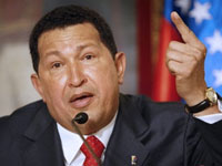 Чавес рассказал о готовившемся на него покушении