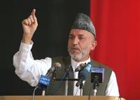 Хамид Карзай - президент без соперников и перспектив?