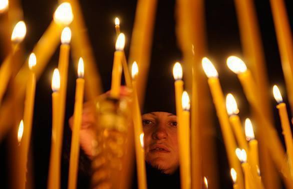 В крымских храмах будут молиться о спасении украинцев. В крымских храмах будут молиться о спасении украинцев