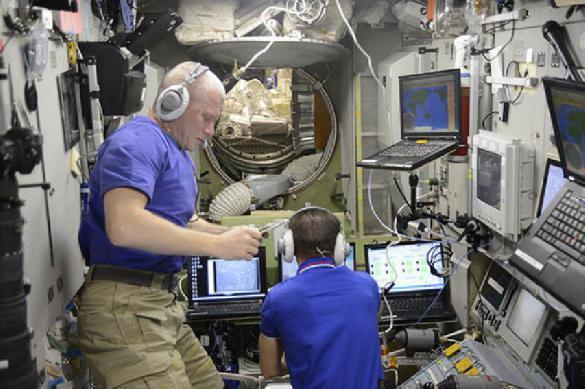 От России могут потребовать неустойку за срыв срока доставки астронавтов на МКС. 393362.jpeg