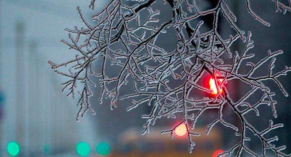 Зиму в России проводит небольшой снег. 289364.jpeg