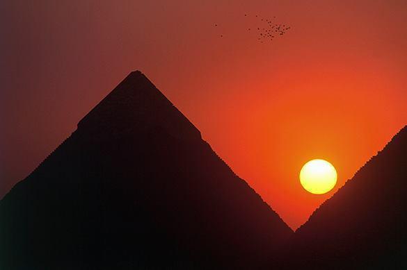 В Египте найдены новые пирамиды