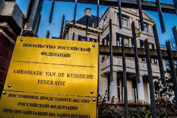 Китай счел адекватной высылку Россией западных дипломатов. Китай счел адекватной высылку Россией западных дипломатов