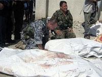 Жертвами теракта в Ираке стали трое полицейских
