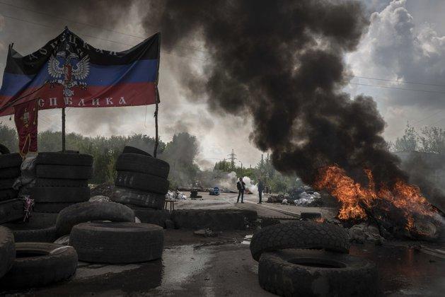 Гуманитарную ситуацию на Донбассе назвали худшей за три года. уманитарную ситуацию на Донбассе назвали худшей за три года