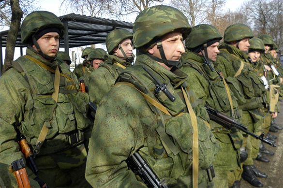 Численность военнослужащих России увеличат на 13 тысяч человек
