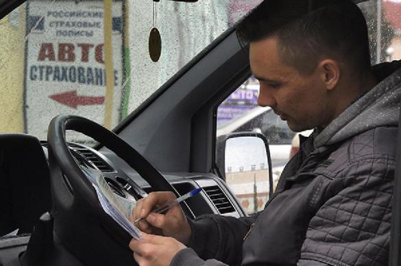 Медведев пустил российских водителей по кругу. 378366.jpeg