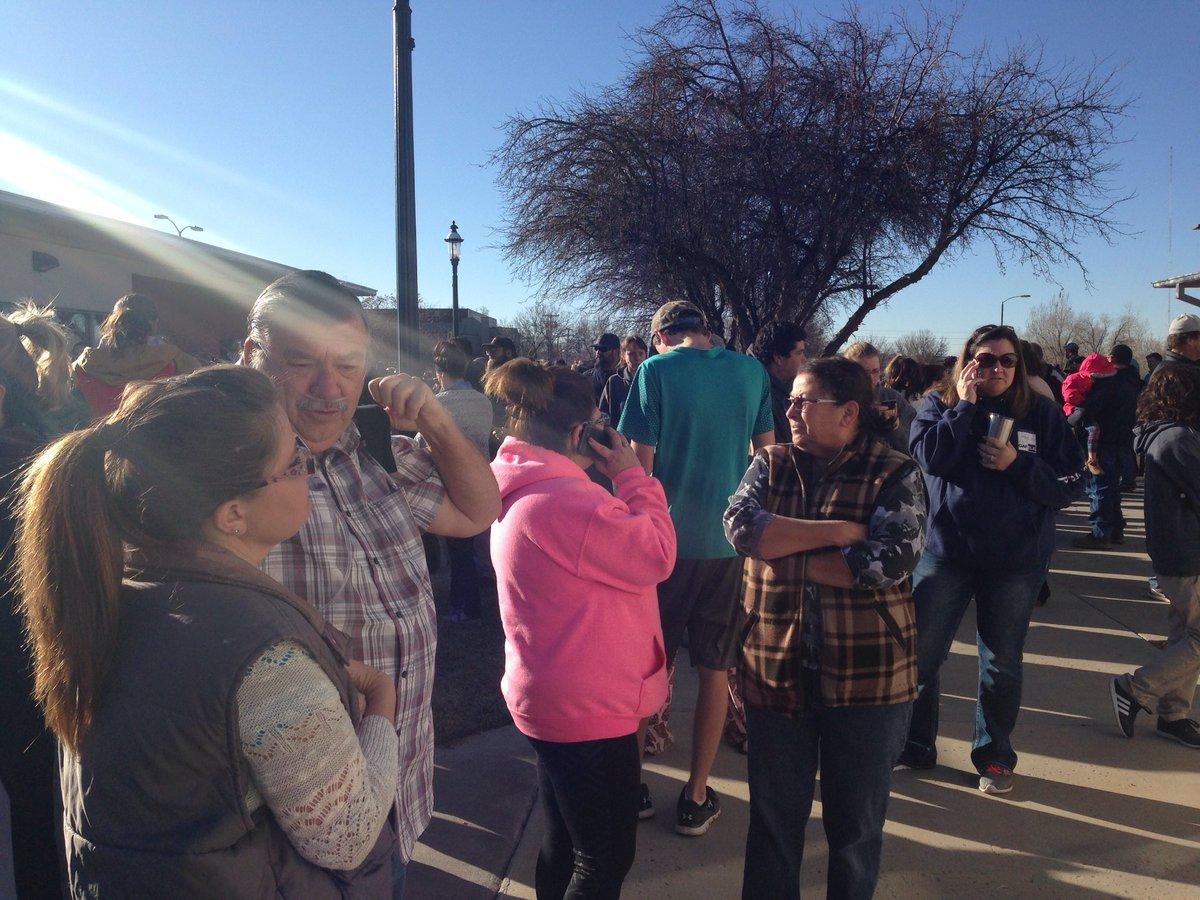 СМИ проинформировали  острельбе вшколе вНью-Мексико