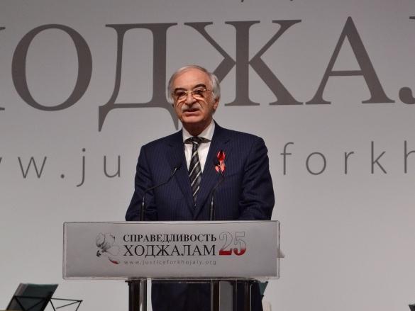 Посол Азербайджана в РФ Полад Бюльбюль-оглы