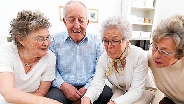 Пенсионеры рассказали, чем занимаются на досуге. Пенсионеры рассказали, чем занимаются на досуге